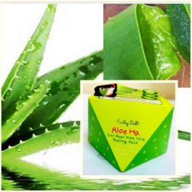 2 In 1 Real Aloe Vera Peeling Pack (100gr)