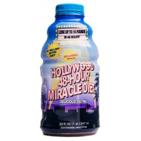 Hollywood -48 Hour Miracle Diet (947ml) - free Kotsuban Spats korset