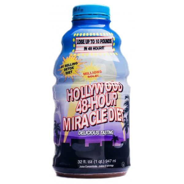 harga Hollywood -48 Hour Miracle Diet (947ml) Perfectbeauty.me