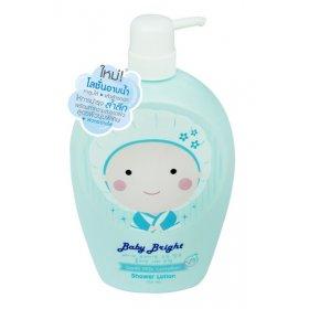 Baby Bright - Goat Milk Collagen Shower Lotion (750ml)