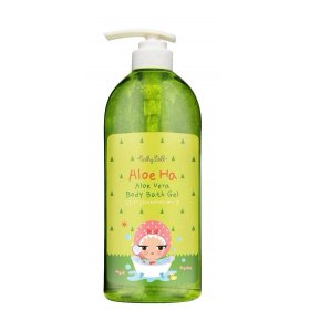 Aloe Vera Body Bath Gel (750ml)
