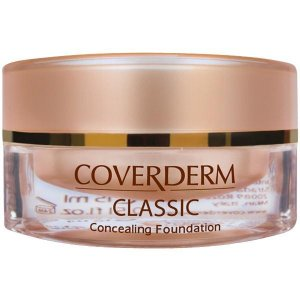 Coverderm Classic - Concealing Foundation (15ml)