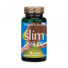 Slim Assure (60 Softgels) - Slimming Supplement