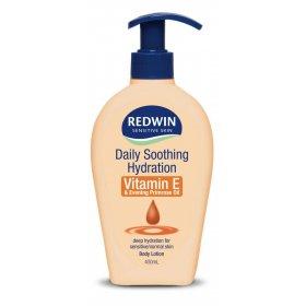 Vitamin E Cream w/ Evening Primrose Oil - Body Lotion (400ml)