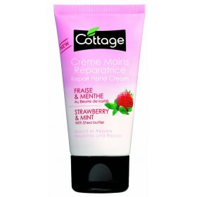 Repair Hand Cream 50ml (Strawberry & Mint)