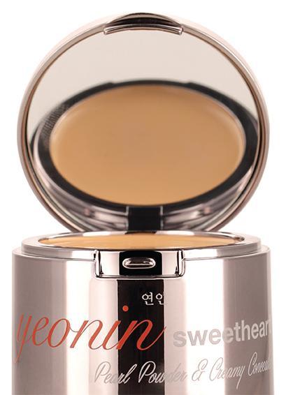 Sarange - Pearl Powder & Creamy Concealer