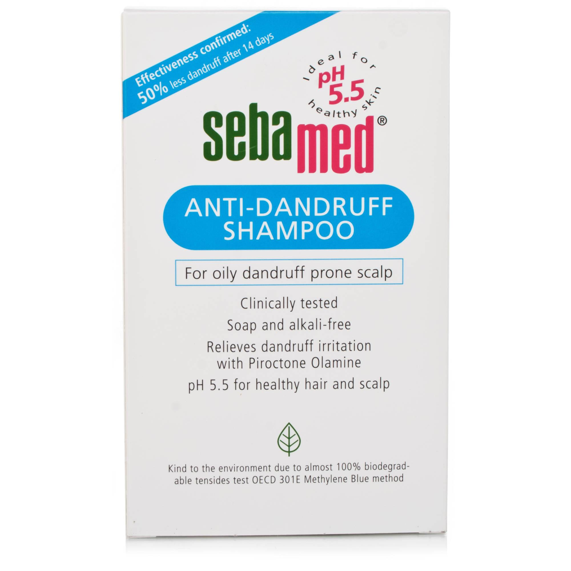 Sebamed - Anti-Dandruff Shampoo (Choose Size)