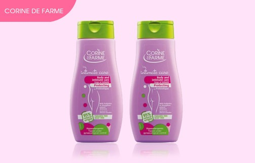Body Intimate Care Protecting (250ml)