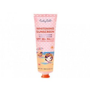 Whitening Sunscreen L-Glutathione Magic Cream SPF 50+ PA+++ (138ml)