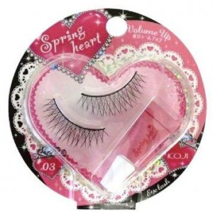 Spring Heart Eyelash Fix (Volume Up)