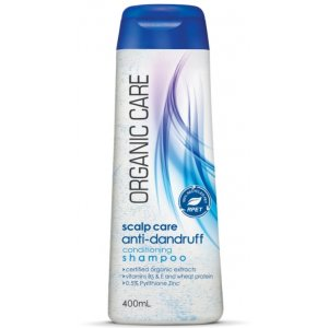 Organic care anti dandruff conditioning shampoo(400ml)