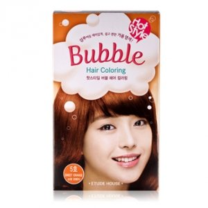 Hot Style Bubble Hair Coloring (05 Sweet Orange)