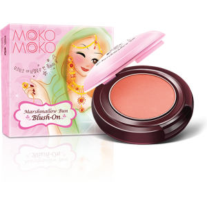 Marshmallow Blush on (Peach)