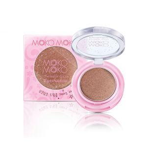 Twinkle Gaze Eyeshadow (Moccha Gold)
