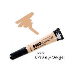 HD Pro Concealer Creamy Beige