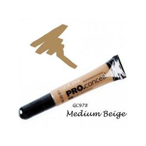 HD Pro Concealer Medium Beige