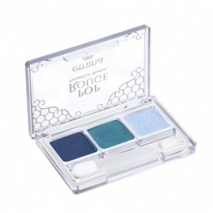 Pop Rouge Pressed Eye Shadow (Blue)