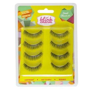 Eyelashes Sweet Classic 1 (4 Pasang)