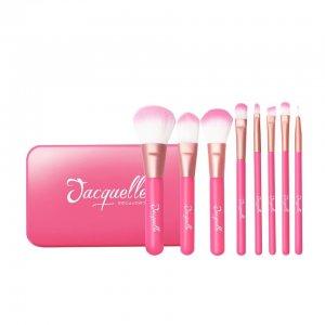 Beauty Brush Set - Flamingo