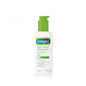 Daily Facial Moisturizer SPF 15 (118 ml)