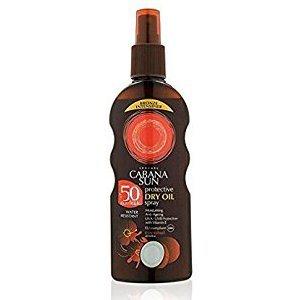 Cabana Sun Dry Oil Spray SPF 50 200 ml