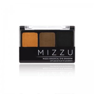 Mizzu Gradical Eye Shadow (Smoky Latte)