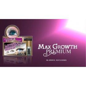 Dermafleece: MaxGrowth Premium - Memanjangkan Bulu Mata