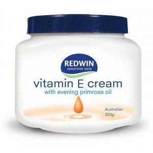 Vitamin E Cream w/ Evening Primrose Oil - (300gr)