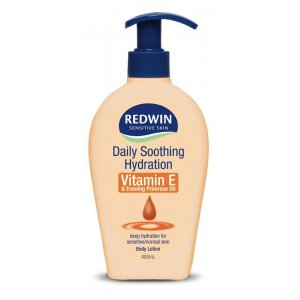Vitamin E Cream w/ Evening Primrose Oil - Body Lotion (400ml)