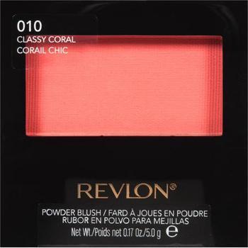 Powder Blush Haute Classy Coral