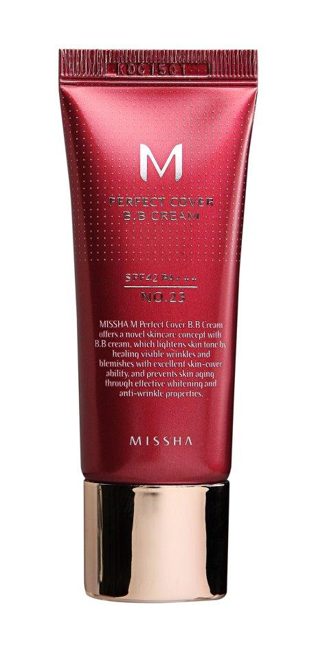 (MISSHA - M Perfect Cover BB Cream SPF42 PA+++ (Choose Type)