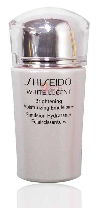 SHISEIDO - White Lucent Brightening - Moisturizing Emulsion W (15ml)