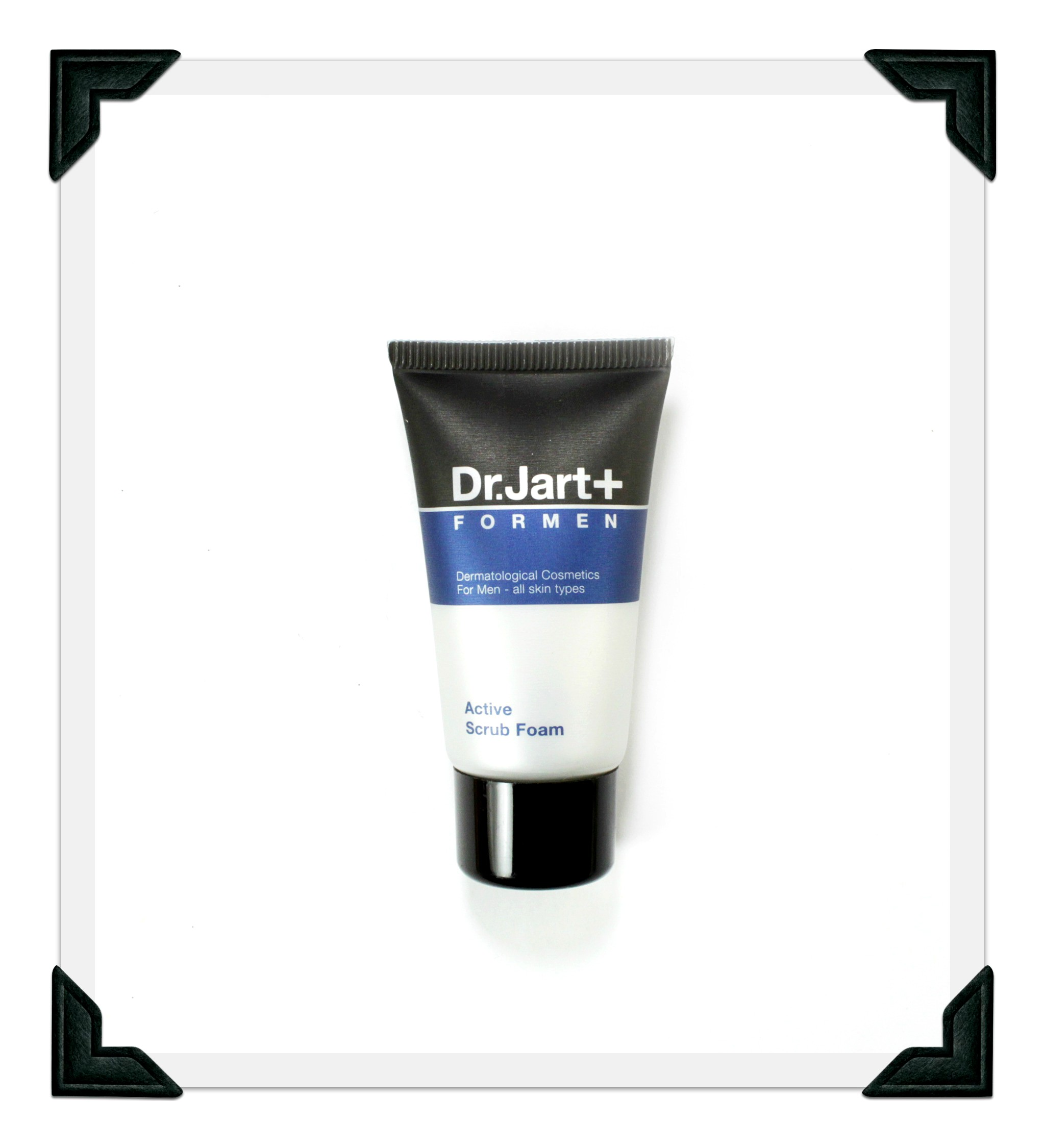 Dr.Jart+ Active Scrub Foam - For Men