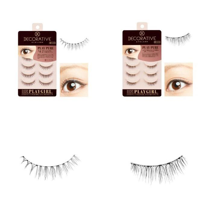 Decorative Eyelash - Play Pure (Choose Type)
