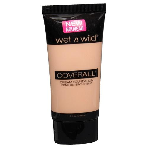 Wet n Wild - Cover All Cream Foundation (Light/Medium)