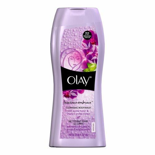 Olay - Luscious Embrace With Jojoba Butter Crushed Orchid Extract