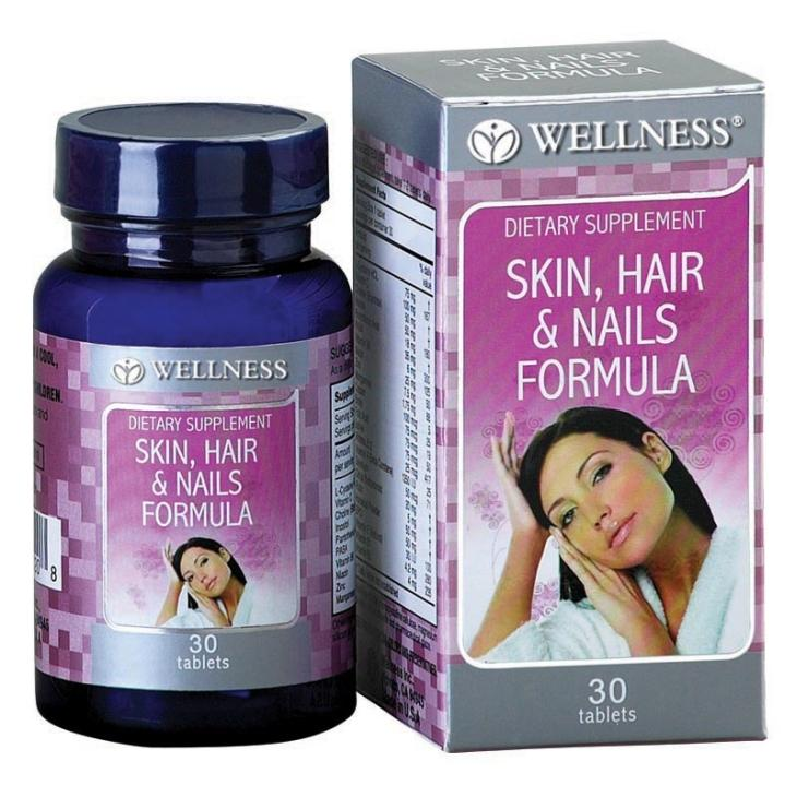 Wellness - Skin, Hair & Nail (30 Tabs)