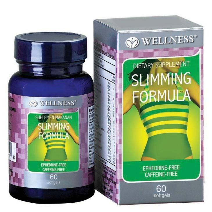 Wellness - Slimming Formula (60 Softgels)